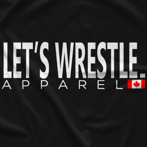 Let's Wrestle Apparel