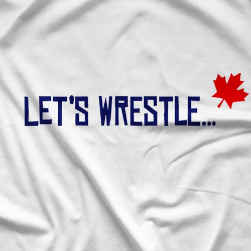 Let's Wrestle Maple Leaf