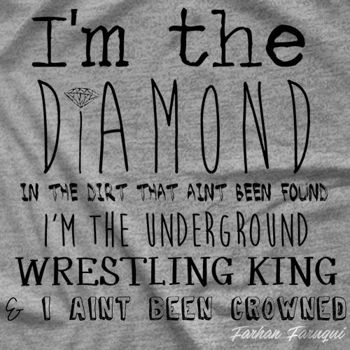 Wrestling King T-shirt