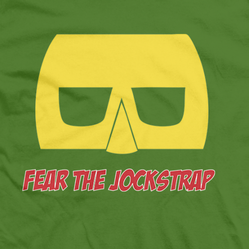 Fear The Jockstrap T-shirt