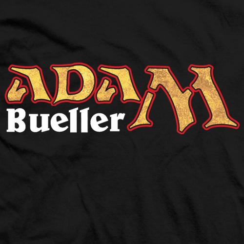 Adam Bueller is Magic
