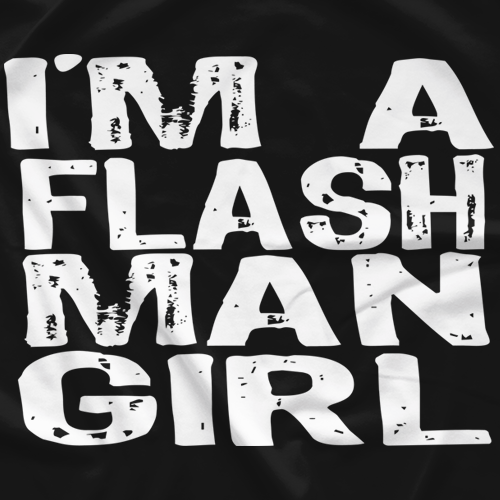 Flashman Girl