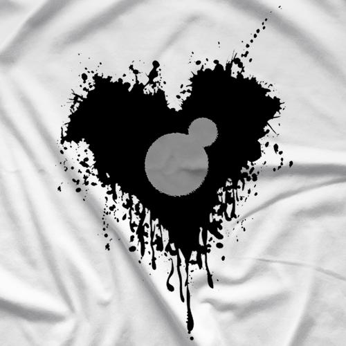 FNX Network Heart T-shirt