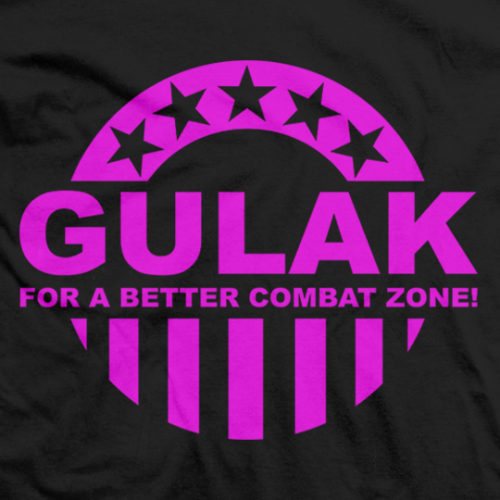 For A Better Combat Zone! (Women's)