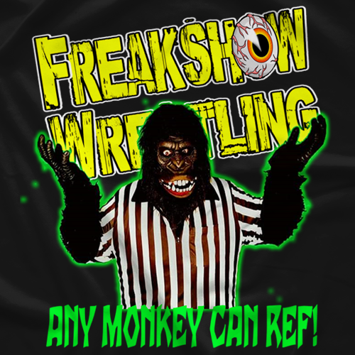 Any Monkey Can Ref