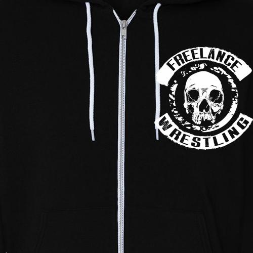 Freelance Wrestling Hoodie