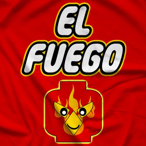 Fuego Del Lego Fuego On T-shirt