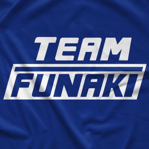 Funaki Team Funaki T-shirt
