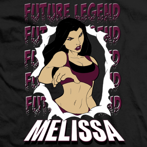 Melissa the Future Legend