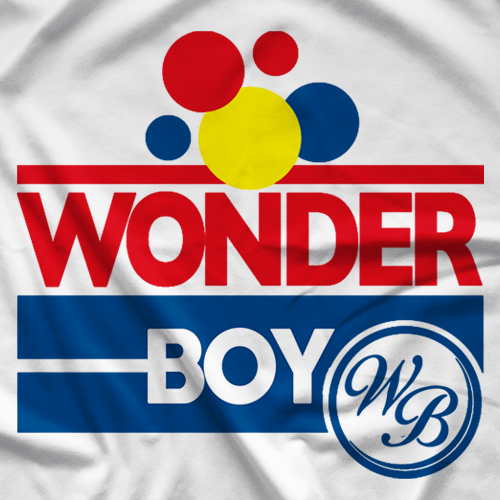 Wonder Boy Throwback