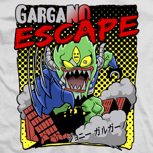 Gargano Escape T-shirt