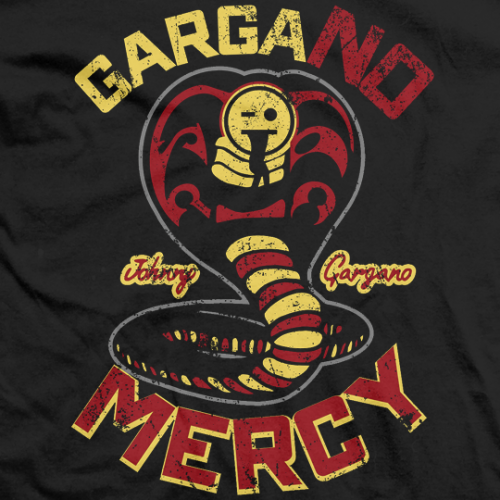 GargaNO Mercy T-shirt