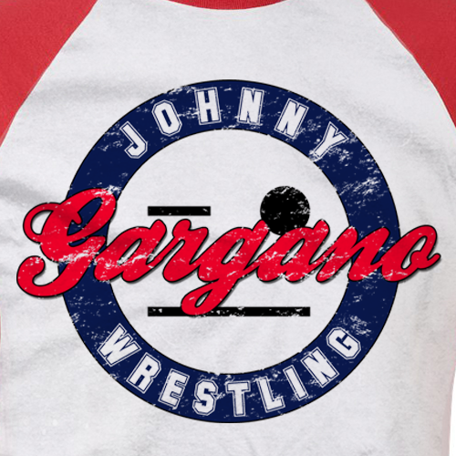 Johnny Gargano Baseball T-shirt