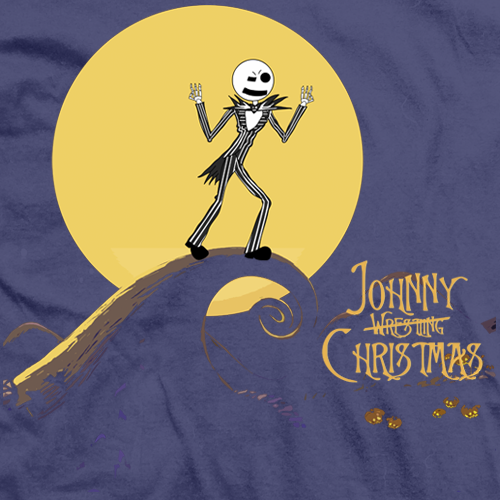 Johnny Skellington T-shirt