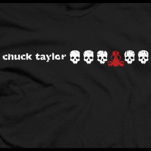 Chuck Taylor Gasmask T-shirt