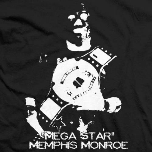 Mega Star B&W
