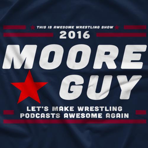 Glenn Moore Moore Guy 2016 T-shirt
