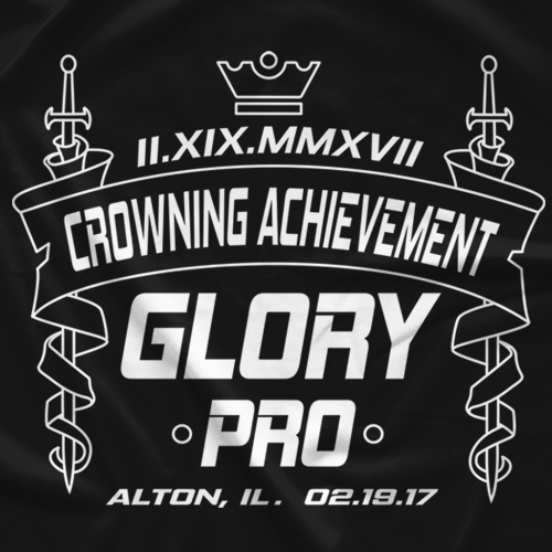 Crowning Achievement T-shirt