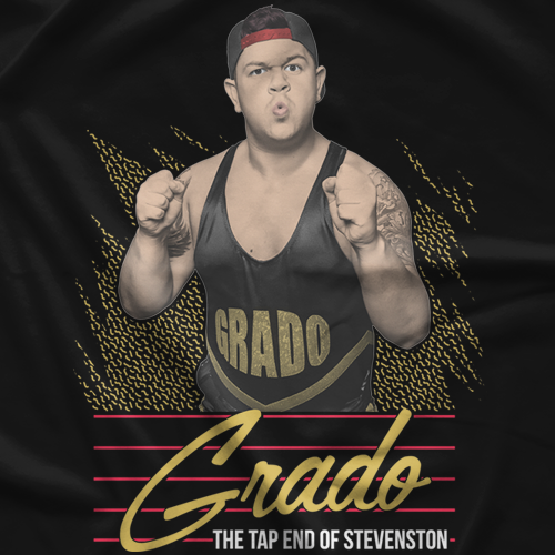 Grado 80's Style T-shirt