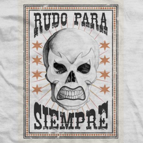 Grunge Rudo Skull