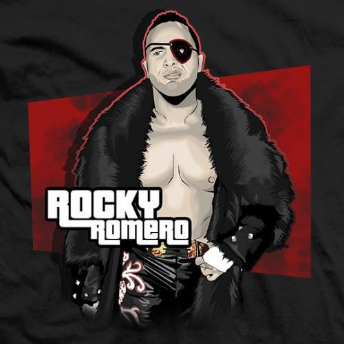 GTARocky T-shirt
