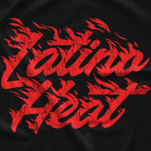Eddie & Vickie Guerrero Caliente T-shirt