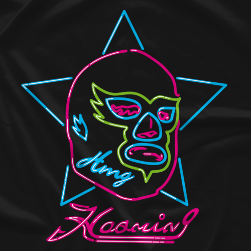 HAOMING NEON MASK