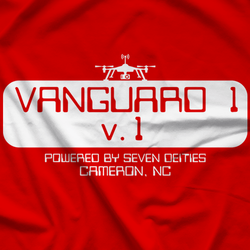 Matt Hardy Vanguard 1 T-shirt