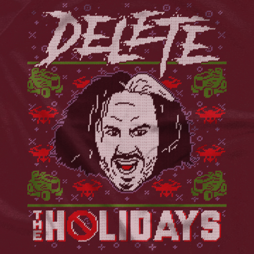 Hardy Xmas Ugly Sweater