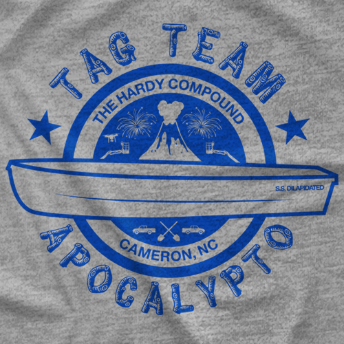 Tag Team Apocalypto T-shirt
