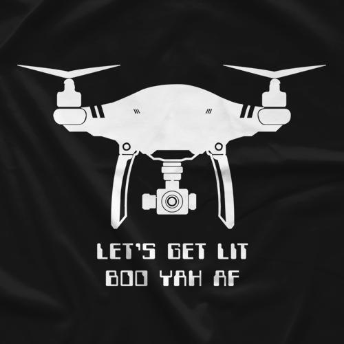 Matt Hardy Let's Get Lit T-shirt