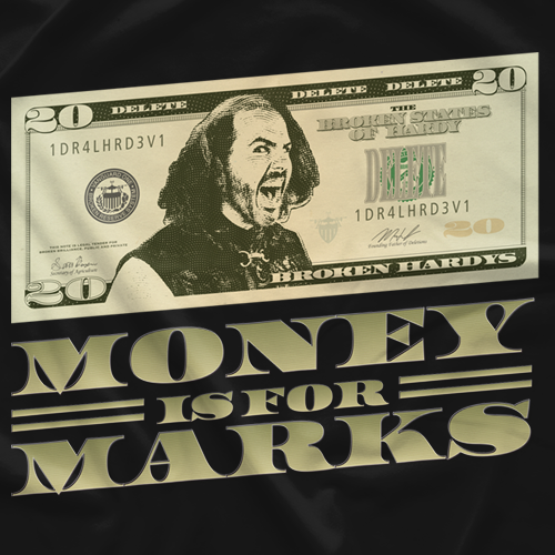 Money is for Marks
