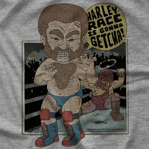 Harley's Gonna Getcha T-shirt