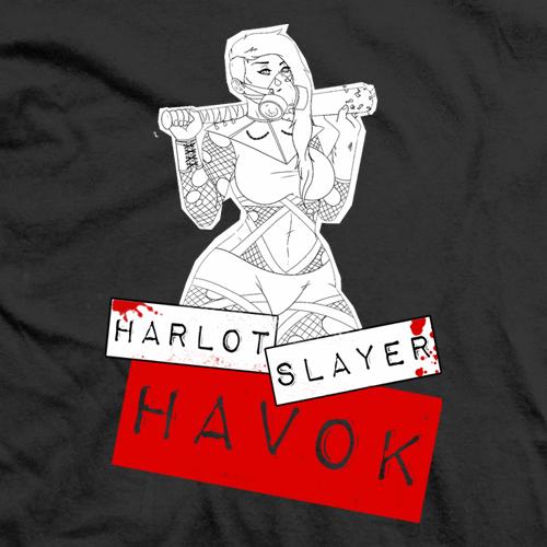 Harlot Slayer
