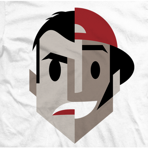 Two Face Sonjay T-shirt