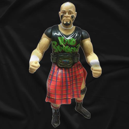 Headbangers Action Figure T-shirt