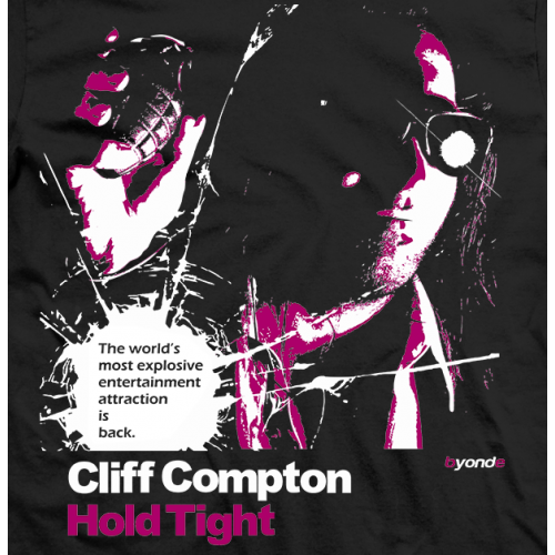 Cliff Compton Hold Tight T-shirt