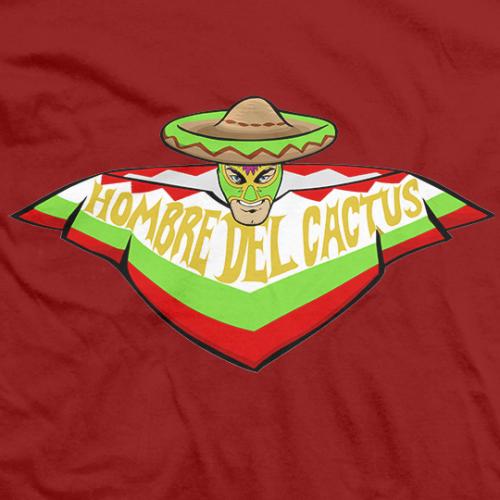 Hombre Del Cactus