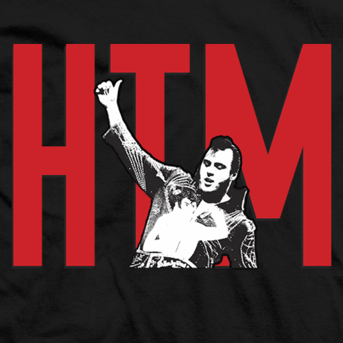 Honky Tonk Man King T-shirt