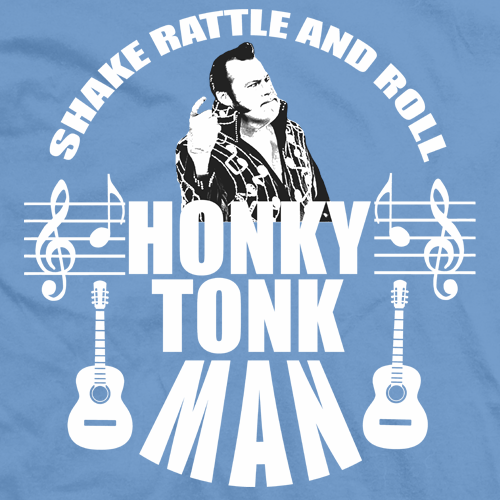 Shake, Rattle and Roll T-shirt