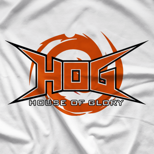 House of Glory Wrestling New HOG T-shirt
