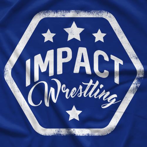 Impact Wrestling Impact Wrestling Stars T-shirt