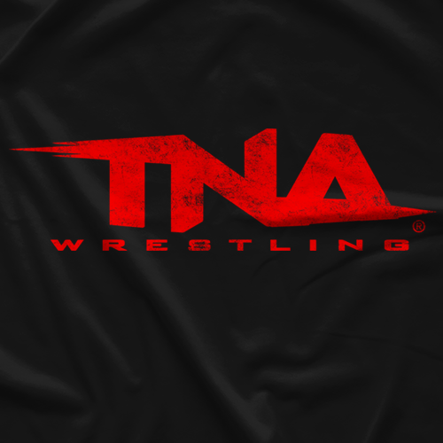 Impact Wrestling TNA Classic Vintage Logo T-shirt