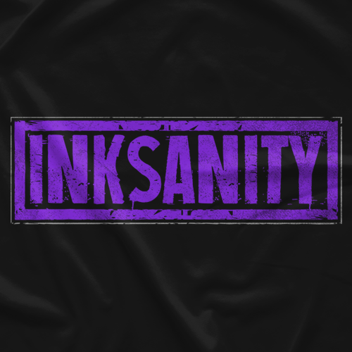 INKsanityVM Stamp T-shirt