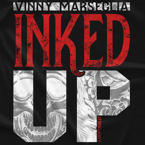 INKsanityVM Inked Up T-shirt