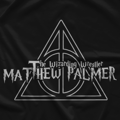 Inspire Pro Wrestling Wizard of Wrestling T-shirt