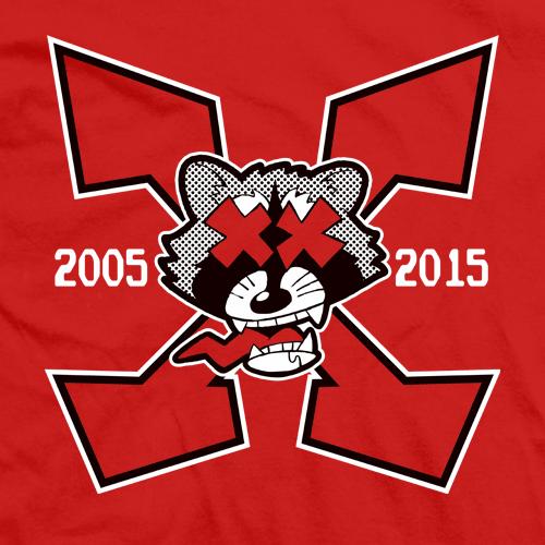 Ten Years - Red