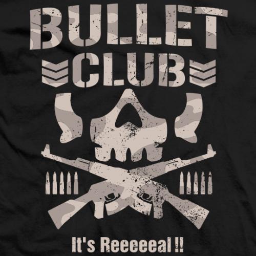 Bullet Club It's Reeeeeal!!