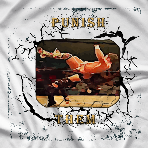 Ivelisse Punish Them T-shirt