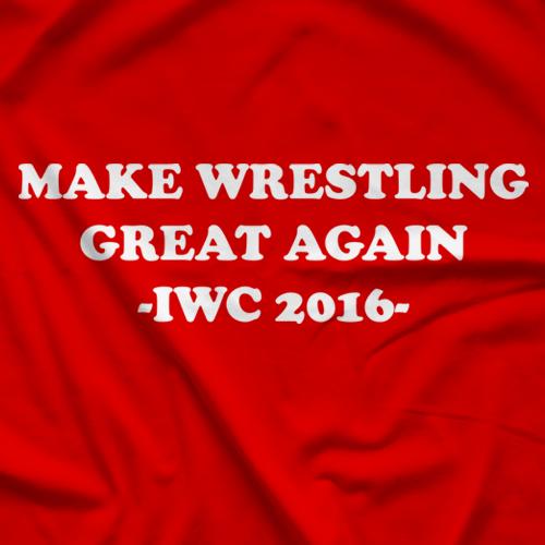 IWC Campaign T-Shirt